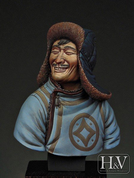 Mongol Rider,1241