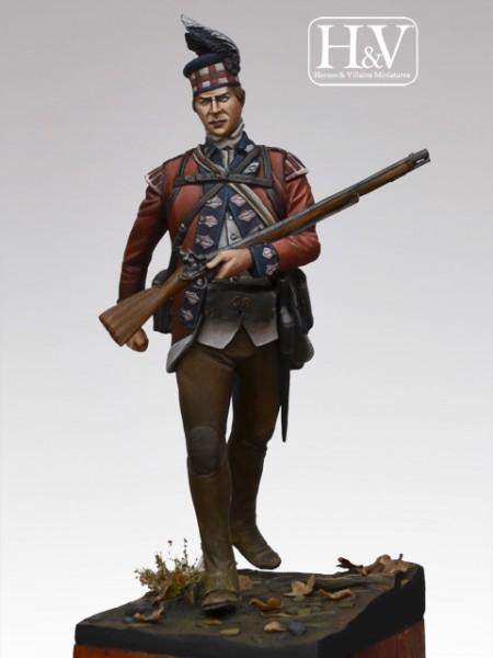 42nd Regiment of Foot 1782 Grenadier