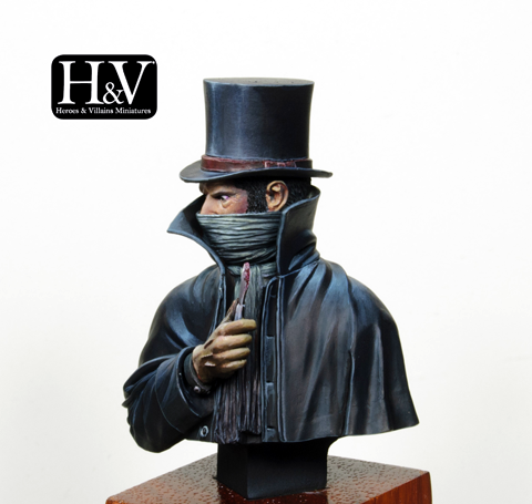 Jack The Ripper Heroes Villains Miniatures