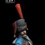 La Dernière Charge,Le Hussard 1815
